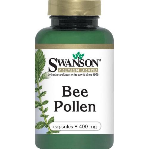 Bee Pollen 400mg - 100 capsules