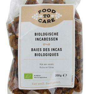 Food To Care Biologische Incabessen gezond?
