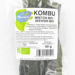 Marinoe Kombu gezond?