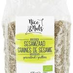 Nice & Nuts Sesamzaad Geroosterd gezond?