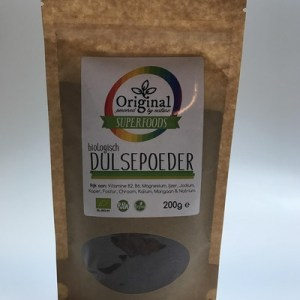 Original Superfoods Biologische Dulse Poeder 200 Gram