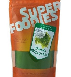 Superfoodies Chlorella Poeder
