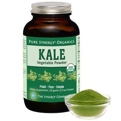 The Synergy Company Organic Kale Vegetable Powder 65 Gram