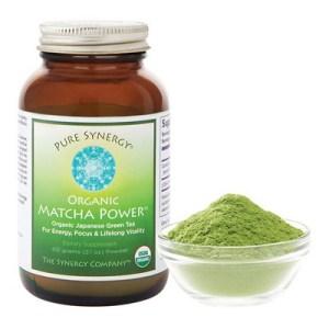 The Synergy Company Organic Matcha Power 60 Gram