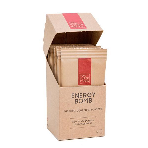 Your Superfoods Organic Energy Bomb Mix 5 Gram
