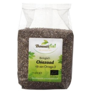 Bountiful Chiazaad Bio (500g) gezond?