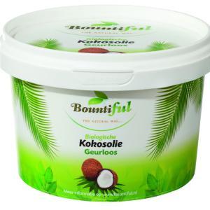 Bountiful Kokosolie geurloos bio gezond?
