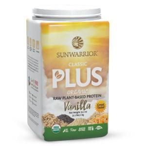 Classic Plus-1000-organic gezond?