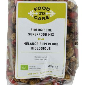Food To Care Biologische Superfood Mix 200gr gezond?