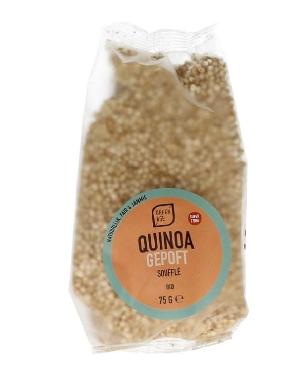 Greenage Quinoa Gepoft gezond?