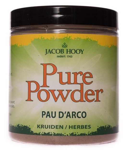 Jacob Hooy Pure Powder Pau DArco' gezond?