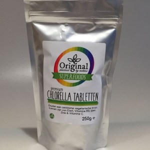 Original Superfoods Chlorella Tabletten 250 Gram (OSF) gezond?