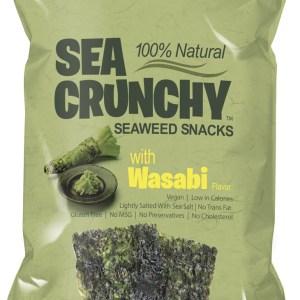 Sea Crunchy Zeewiersnacks Wasabi