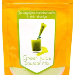 Superfoodies Green Juice Poeder 25gr gezond?