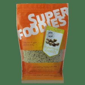 Superfoodies Hennepzaad Gepeld gezond?
