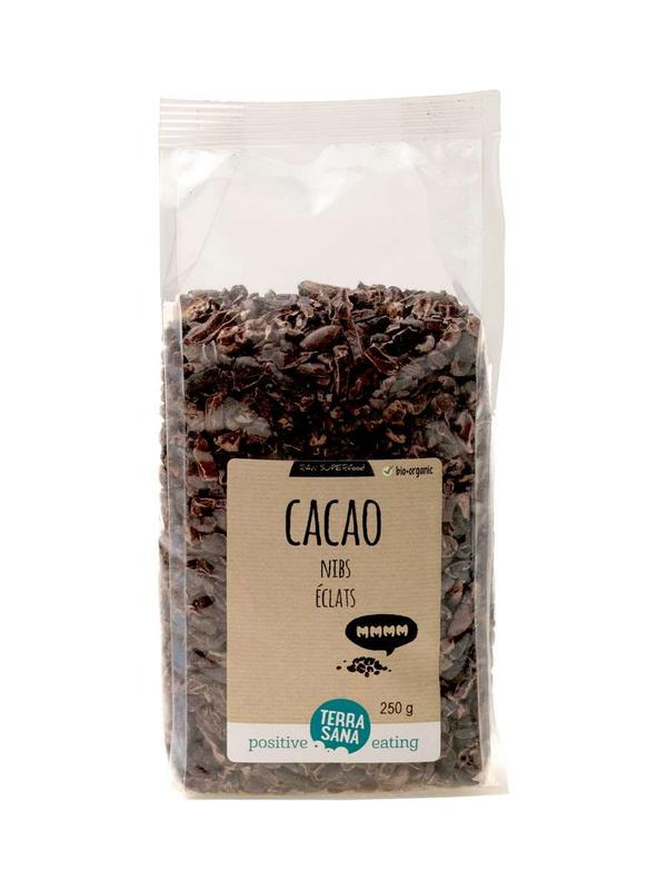 Terrasana RAW Cacao nibs gezond?