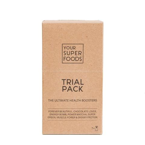 Your Superfoods Trial Pack gezond?