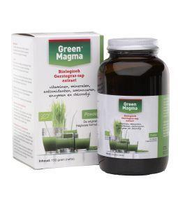green magma poeder gezond?