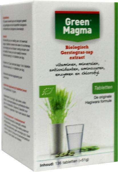 green magma gezond?