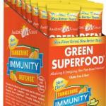 immunity tangerine green super gezond?