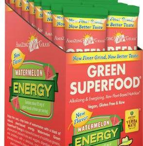 watermelon green superfood gezond?