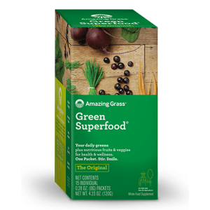 Green Superfood - 120 g (15x8g) - Chocolate