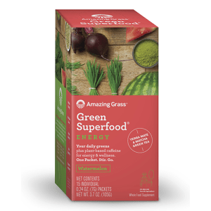 Green Superfood Energy-Watermelon-105 g (15x7g) gezond?
