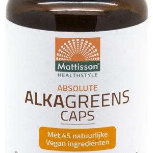 Mattisson HealthStyle AlkaGreens Capsules