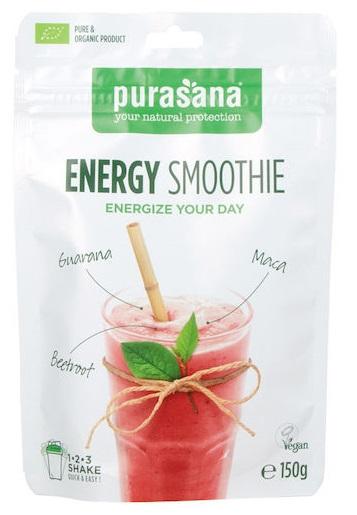 Purasana Energy Smoothie gezond?