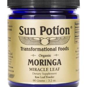 Sun Potion Moringa 90 Gram