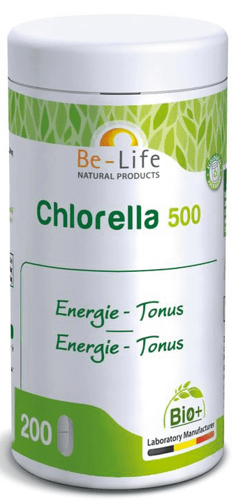 Be-Life Chlorella 500 Tabletten