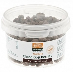 Mattisson HealthStyle Absolute Choco Goji Berries