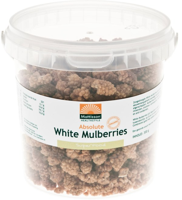 Mattisson HealthStyle Absolute White Mulberries