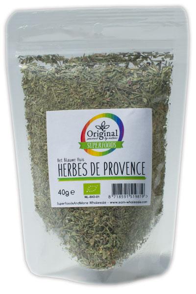 Original Superfoods Biologische Herbes De Provences 40 Gram