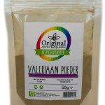 Original Superfoods Valeriaan Extract Poeder 50 gram
