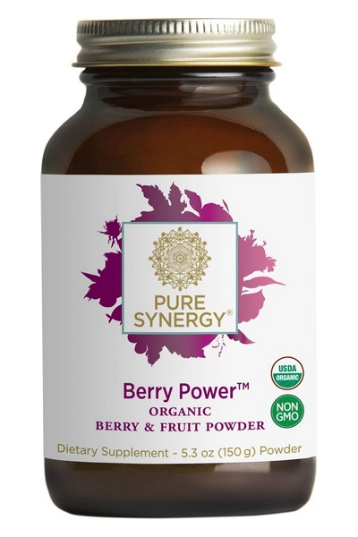 Pure Synergy Berry Power 150 Gram