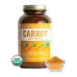 Pure Synergy Carrot Juice Powder 210 Gram