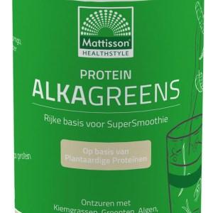 Mattisson AlkaGreens Proteïne Poeder gezond?