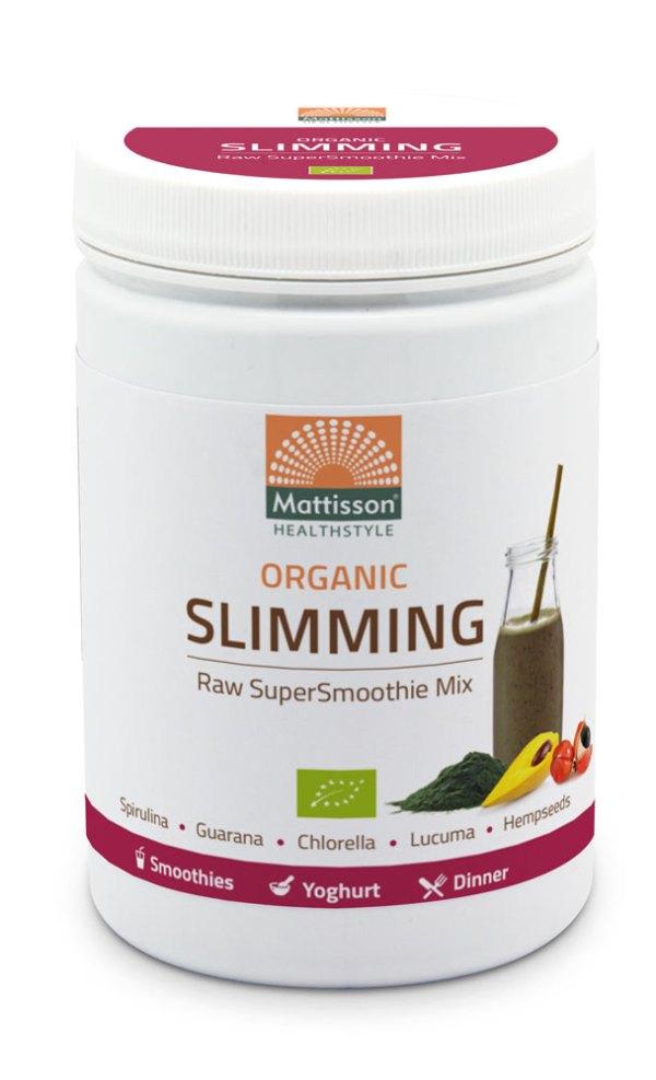 Mattisson HealthStyle Organic Slimming SuperSmoothie Mix