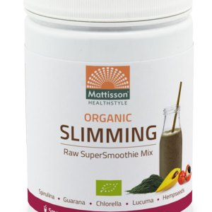 Mattisson HealthStyle Organic Slimming SuperSmoothie Mix