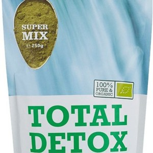 Purasana Total Detox Mix Raw Powder gezond?