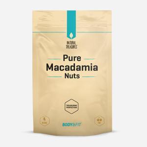 Pure Macadamianoten gezond?