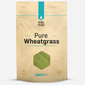 Pure Tarwegras gezond?
