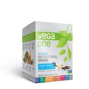 Vega One Nutritional Shake French Vanilla 10 x 41 Gram gezond?