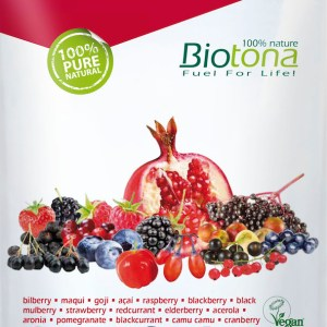 Biotona Superfruits Powder Raw