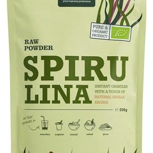 Purasana Spirulina Raw Powder Instant Granules