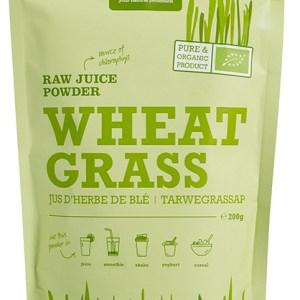 Purasana Wheat Grass Juice Raw Powder