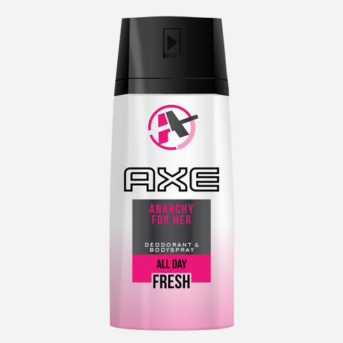 Axe Anarchy for Her Deodorant & Bodyspray - 150ml