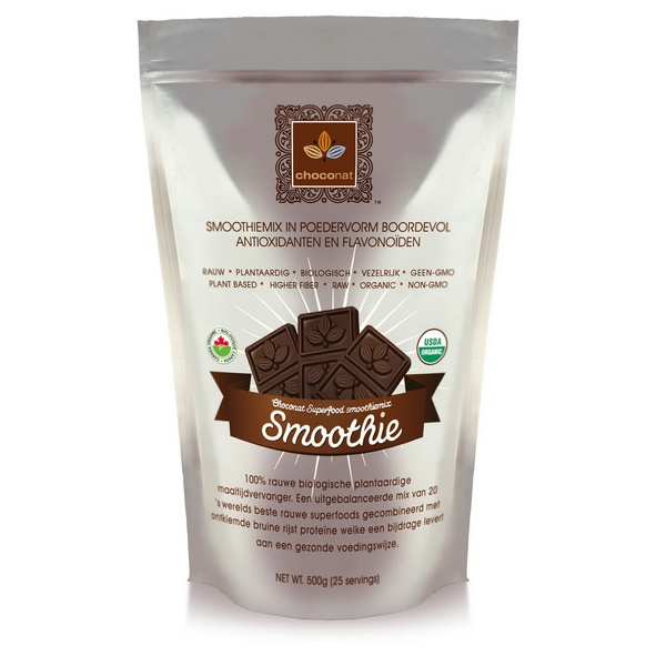 ChocoNature Biologische Superfood Smoothiemix 500 Gram gezond?