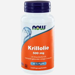 Krill Olie 500 mg